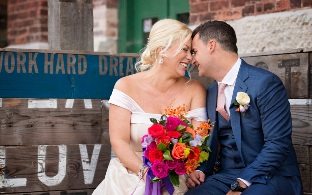 Amy & Beau's Wedding Highlight Film & Photos
